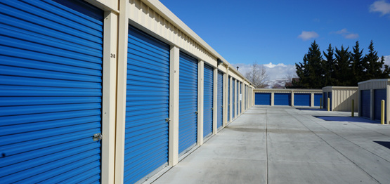 Online storage rentals in Sparks, NV