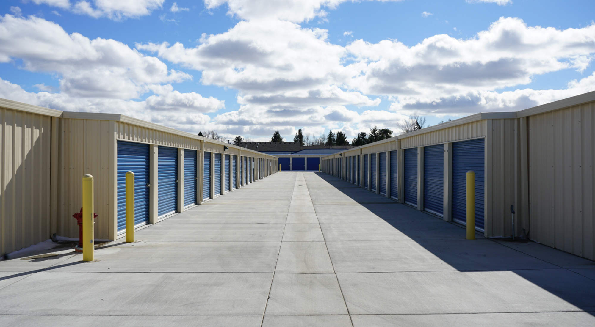 Best Storage Facility In Sparks Nv 89431 With Pyramid